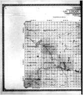 Logan County Outline Map - left, Logan County 1916